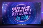 """""""Bertrand Chameroy retourne la télé"""" ce soir en prime sur W9"""