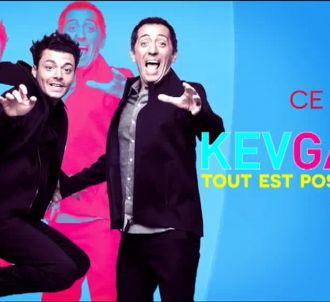 'Kev et Gad : Tout est possible' ce soir sur M6