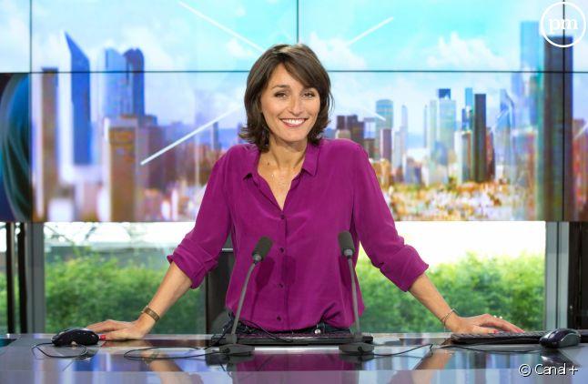 La journaliste Amandine Bégot quitte la chaîne après 7 saisons.