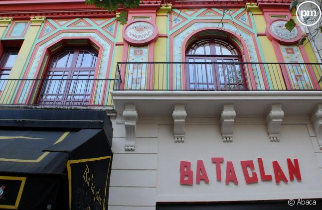 Le Bataclan rouvre le 12 novembre 2016.