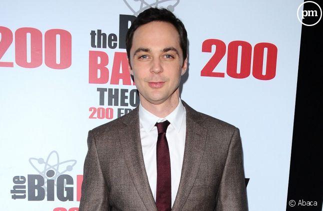 Jim Parsons, interprète de Sheldon Cooper.