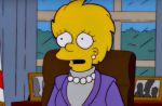 """""""Les Simpson"""" voyaient déjà Donald Trump président en 2000"""