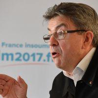 Jean-Luc Mélenchon s'en prend à deux journalistes du
