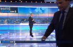 """Agacé, Jean-Frédéric Poisson quitte brutalement le plateau du """"Grand Soir 3"""""""