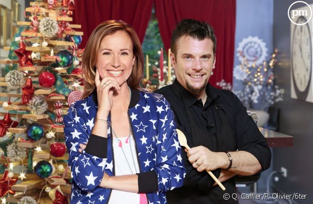 Sophie Ferjani et Norbert Tarayre