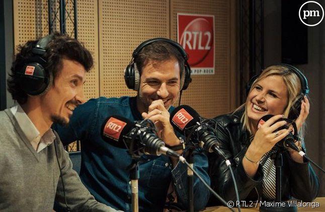 """""""Le Double Expresso"""" de RTL2"""