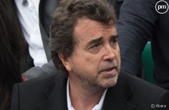 Arnaud Lagardère, Europe 1.