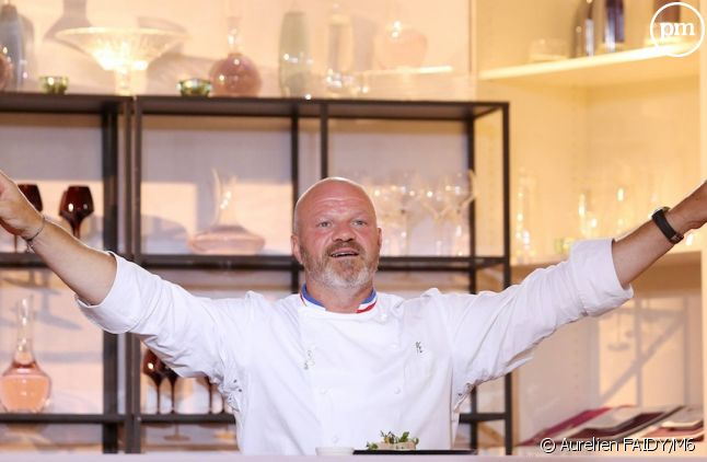 """Record pour """"Objectif Top Chef"""""""