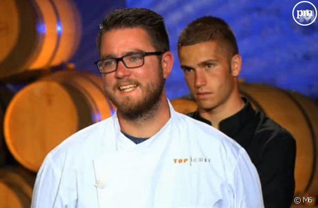 "Carl Dutting, gagnant d'""Objectif Top Chef"" saison 3"