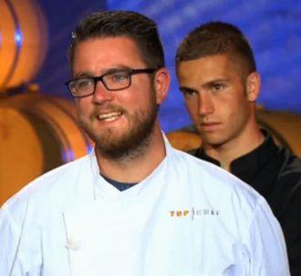 Carl Dutting, gagnant d''Objectif Top Chef' saison 3