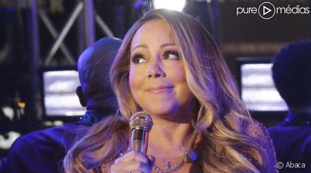 Mariah Carey sur ABC pour le réveillon 2016