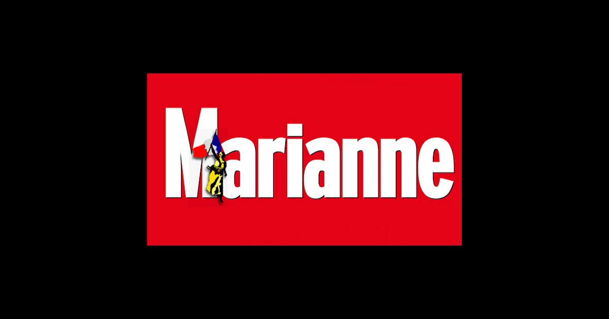 Logo Quot Marianne Quot Photo Puremedias