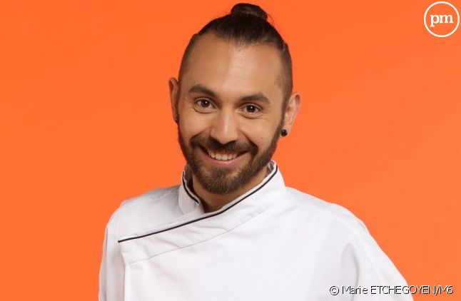 "Alexandre, candidat de ""Top Chef 2017 : Le Choc des brigades"""