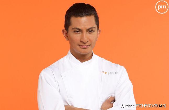 "Alexis, candidat de ""Top Chef 2017 : Le Choc des brigades"""