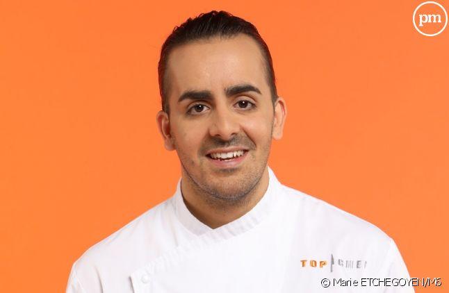 """Franck, candidat de """"Top Chef 2017 : Le Choc des brigades"""""""