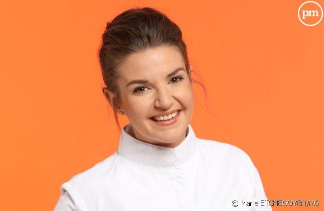 """Giacinta, candidate de """"Top Chef 2017 : Le Choc des brigades"""""""