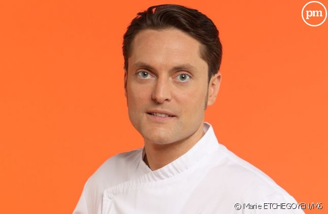 """Jean-François, candidat de """"Top Chef 2017 : Le Choc des brigades"""""""