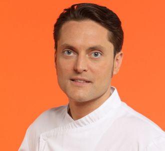 Jean-François, candidat de 'Top Chef 2017 : Le Choc des...