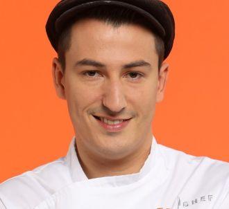 Jérémie, candidat de 'Top Chef 2017 : Le Choc des...