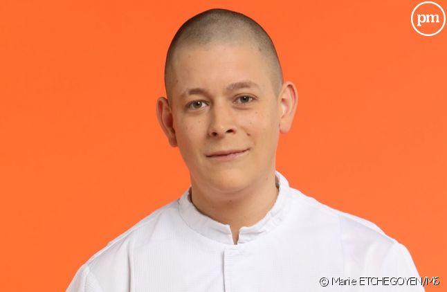 """Julien, candidat de """"Top Chef 2017 : Le Choc des brigades"""""""