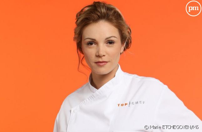 "Marion, candidate de ""Top Chef 2017 : Le Choc des brigades"""