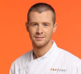 Mickaël, candidat de 'Top Chef 2017 : Le Choc des brigades'