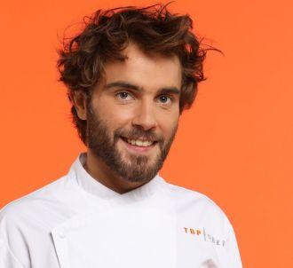Thomas, candidat de 'Top Chef 2017 : Le Choc des brigades'