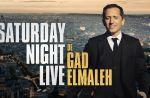 """Gad Elmaleh (""""Saturday Night Live"""" sur M6) : """"J'ai très envie de parler de politique !"""""""