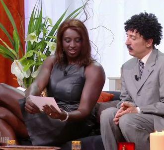 Le sketch d'Ahmed Sylla dans 'Saturday Night Live de Gad...
