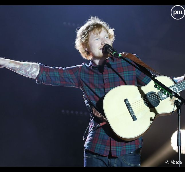 Ed Sheeran est de retour