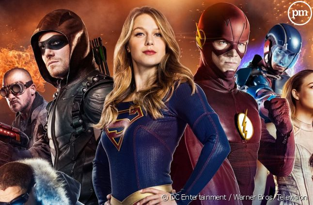 The CW reconduit toutes ses séries DC Comics