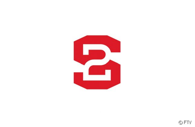 """Nouveau logo de """"Stade 2"""""""