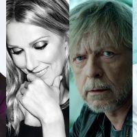 Renaud, M. Pokora, Céline Dion... : Les albums les plus vendus en France en 2016