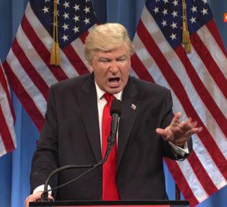 'Saturday Night Live' parodie la conférence de presse de...