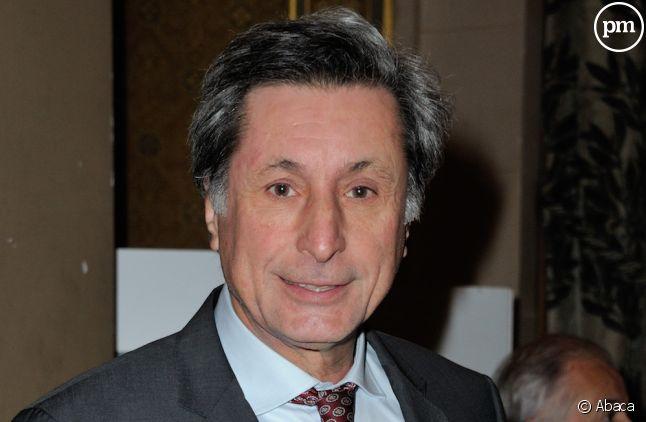 Patrick de Carolis, ancien patron de France Télévisions