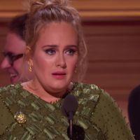 Grammy Awards 2017 : Très émue, Adele affirme que Beyoncé méritait le Grammy du meilleur album