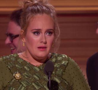 Adele dédie sa victoire aux Grammy Awards 2017 à Beyoncé