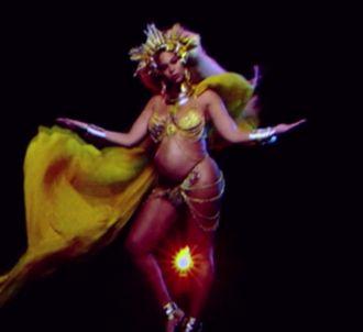 Beyoncé en live aux Grammy Awards 2017