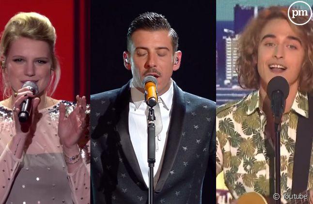 L'Allemagne, l'Italie et l'Espagne pour l'Eurovision 2017