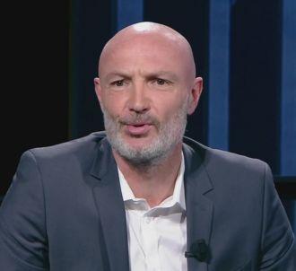 Frank Leboeuf dans 'Le vestiaire'