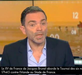 Yann Moix invité de 'La Matinale Week-End' sur CNEWS