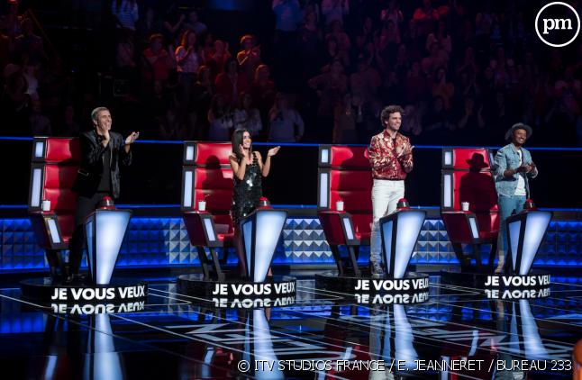 """Les coachs de la saison 8 de """"The Voice"""""""