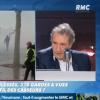 """""""C'est pas une manifestation, c'est la guerre !"""" : Jean-Jacques Bourdin bouche bée face à la colère d'un auditeur de RMC"""