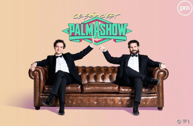 Le Palmashow en prime sur TF1