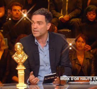 Yann Moix tacle Gad Elmaleh sur ses plagiats