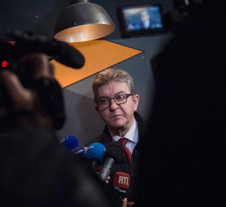 Jean-Luc Mélenchon charge 'Mediapart'