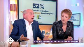 """""""C à vous"""" : Retrouvailles tendues entre Jean-Michel Aphatie et Natacha Polony"""