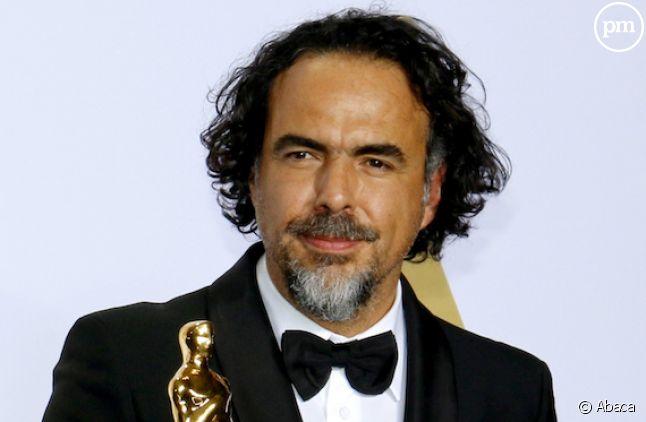 <span>Alejandro González Inarritu aux Oscars en 2016</span>