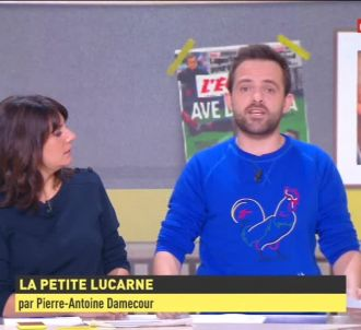 Quand 'Stade 2' recycle un sketch de 'L'Equipe d'Estelle'.