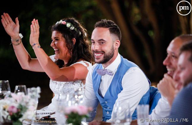 """Sonia et Maxime dans """"Mariés au premier regard"""""""
